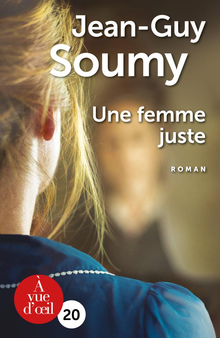 Couverture de l'ouvrage Une femme juste
