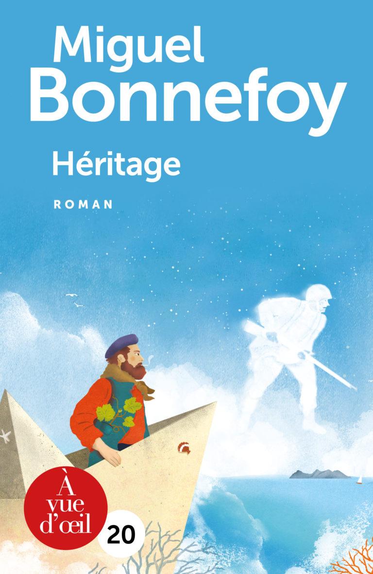 Couverture de l'ouvrage Héritage