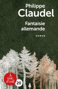 Couverture de l'ouvrage Fantaisie allemande