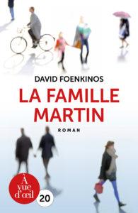 Couverture de l'ouvrage La Famille Martin