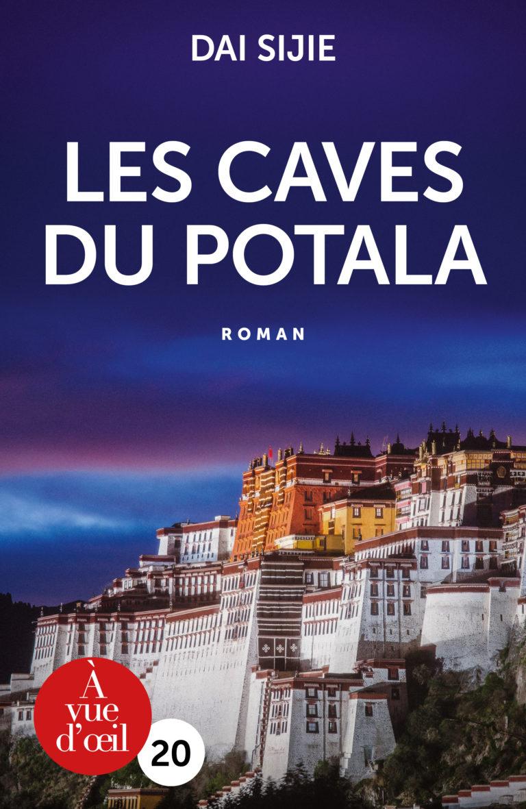 Couverture de l'ouvrage Les Caves du Potala