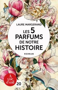 Couverture de l'ouvrage Les 5 parfums de notre histoire