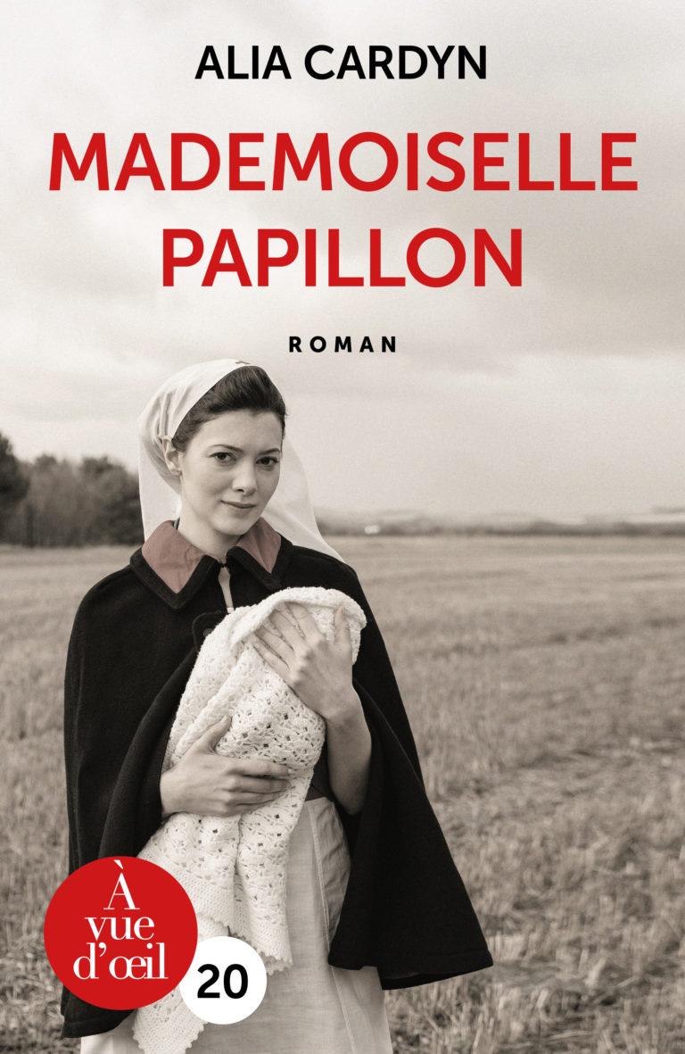 Couverture de l'ouvrage Mademoiselle Papillon