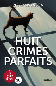 Couverture de l'ouvrage Huit crimes parfaits