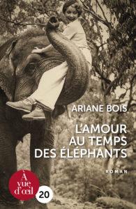 Couverture de l'ouvrage L'Amour au temps des éléphants