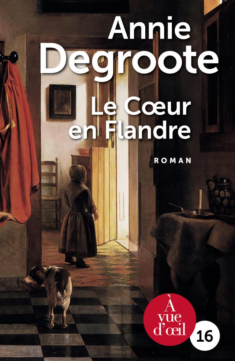 Couverture de l'ouvrage Le Cœur en Flandre