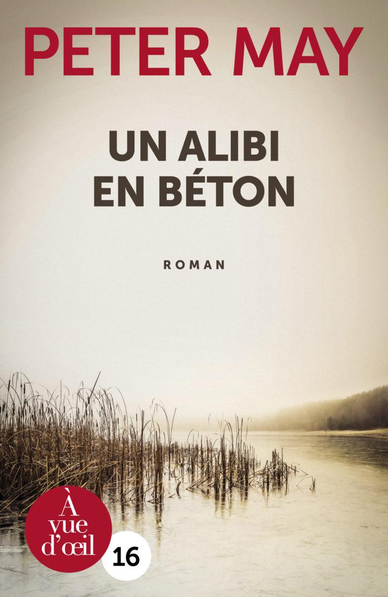 Couverture de l'ouvrage Un alibi en béton