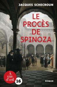 Couverture de l'ouvrage Le Procès de Spinoza