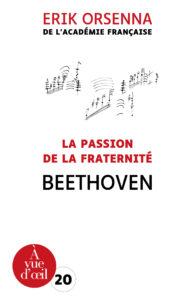 Couverture de l'ouvrage La Passion de la fraternité Beethoven