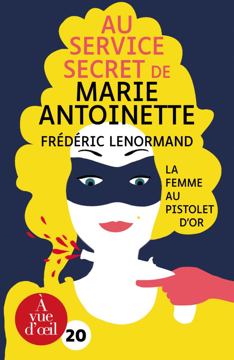Couverture de l'ouvrage La Femme au pistolet d'or