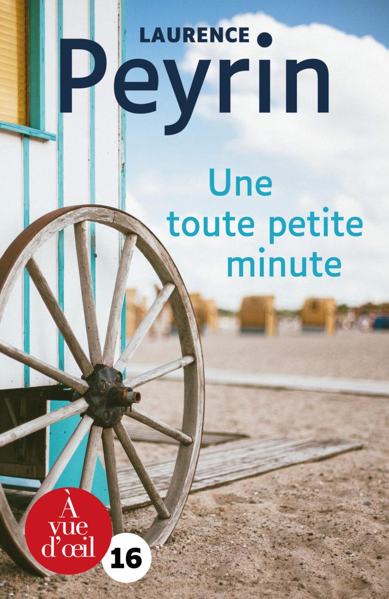 Couverture de l'ouvrage Une toute petite minute
