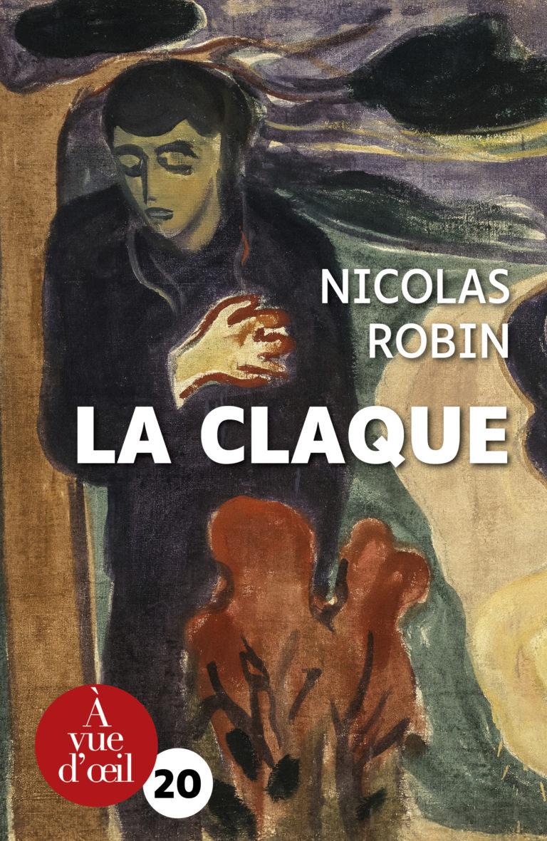 Couverture de l'ouvrage La Claque
