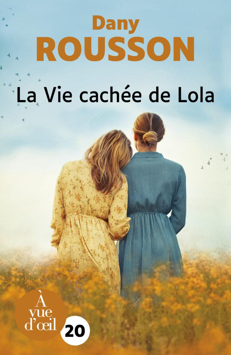 Couverture de l'ouvrage La Vie cachée de Lola