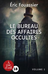 Couverture de l'ouvrage Le Bureau des affaires occultes