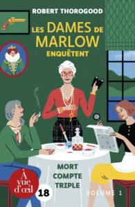 Couverture de l'ouvrage Les Dames de Marlow