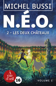 Couverture de l'ouvrage NEO 2 Les deux châteaux