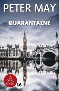 Couverture de l'ouvrage Quarantaine